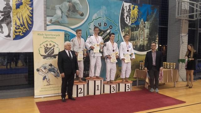 Kolejne medale judoków w Pucharze Polski.