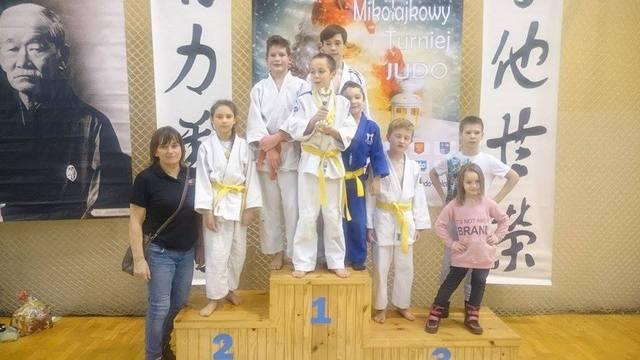 Ostatnie tegoroczne zmagania bocheńskich judoków nagrodzone medalami.