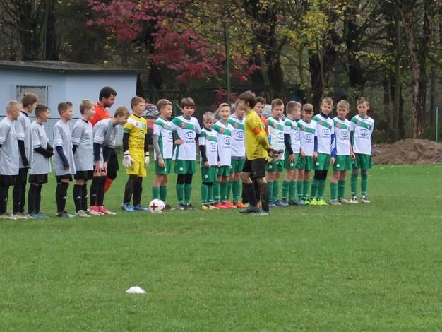 MOSiR Bochnia & Okocimski Klub Sportowy 6:0 / piłka nożna