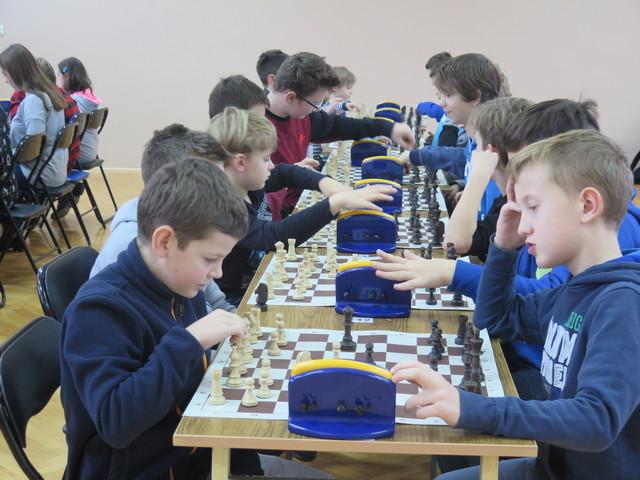 III kolejka Bocheńskiej Międzyszkolnej Ligi Szachowej – wyniki