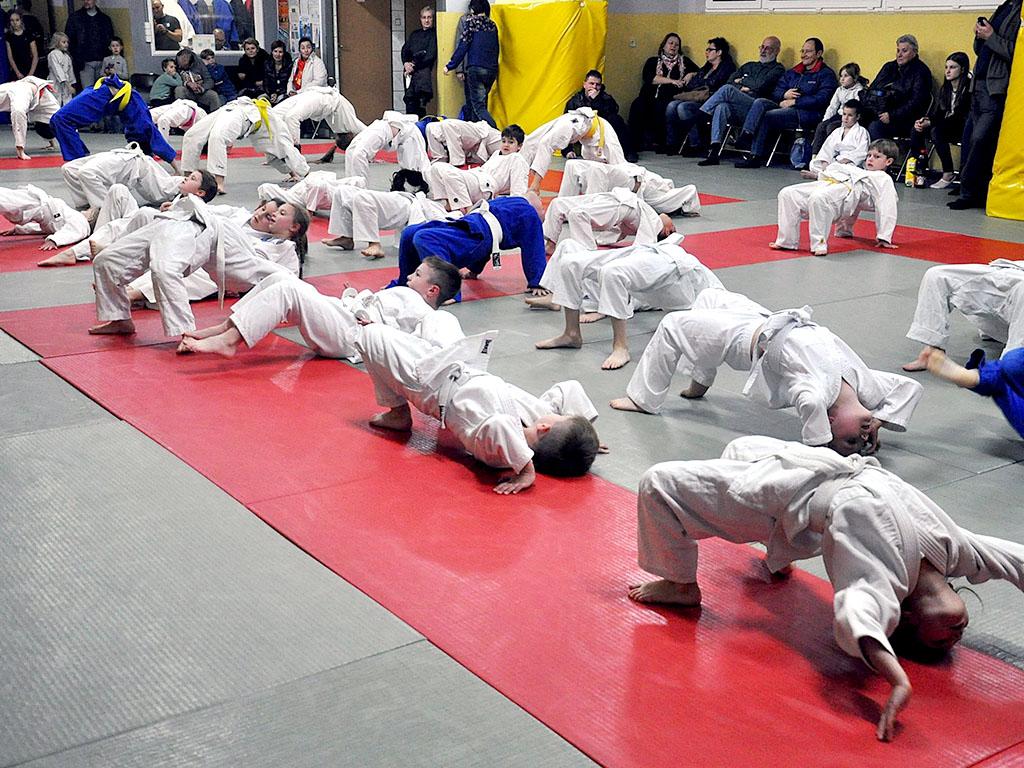 Sekcja judo rozpoczęła treningi