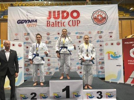 Medale na XVI Judo Baltic CUP w Gdyni i na Turnieju International Judo League w Krakowie!