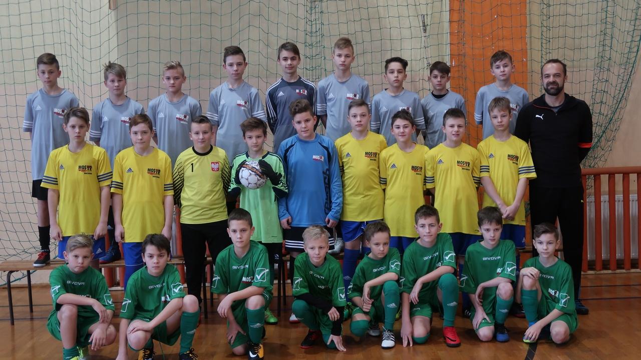 Młodzicy MOSiR będą reprezentować bocheński Podokręg Piłki Nożnej w tarnowskich finałach!