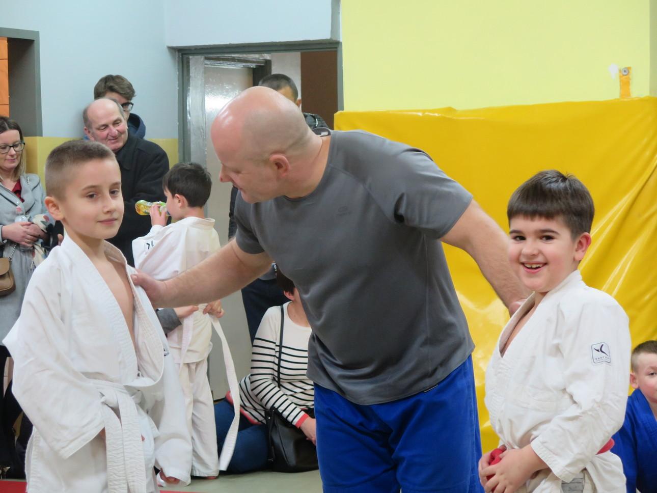 V Kolejka Bocheńskiej Ligi Judo – wyniki