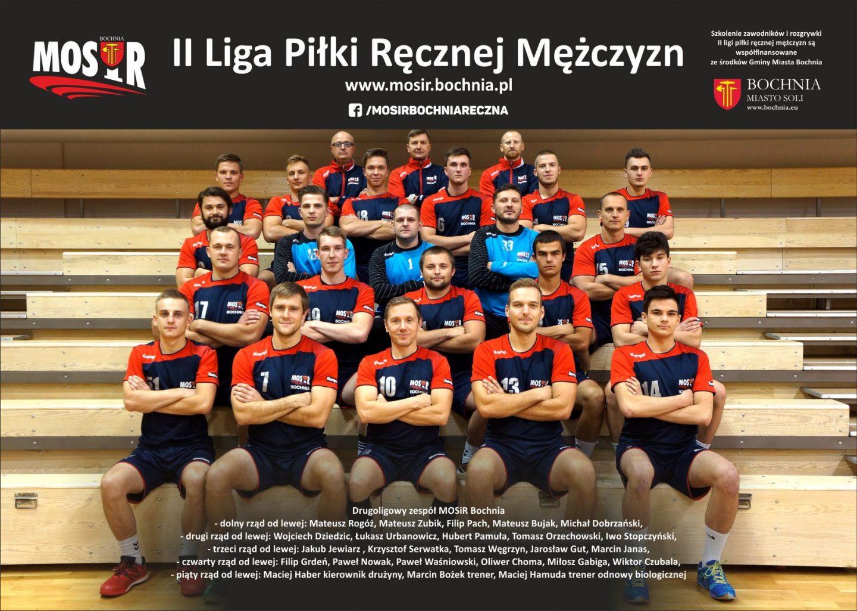 Mały niesmak – ostatnie spotkanie II ligi piłki ręcznej mężczyzn w tym sezonie