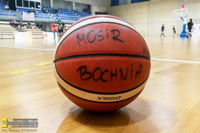 Juniorki zwyciężają na wyjeździe! UKS Basket Dąbrówka – MOSiR Bochnia 44:59🏀