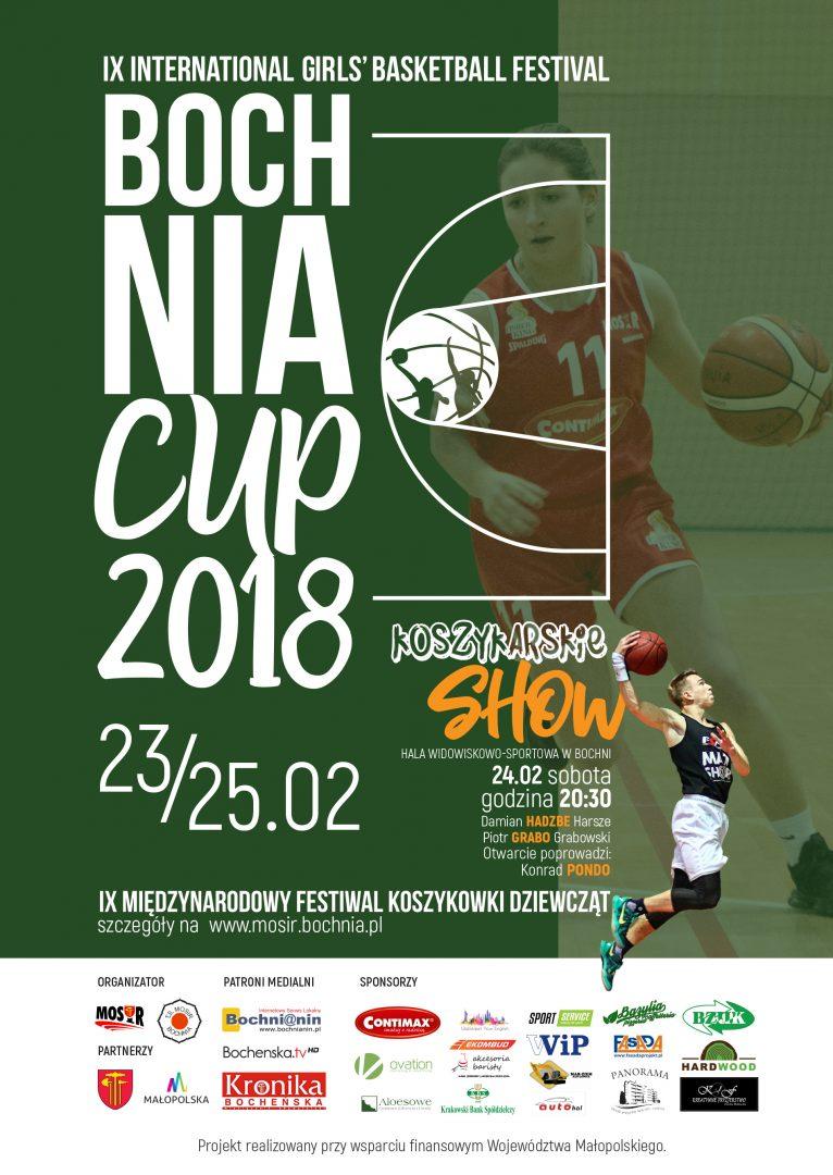 Festiwal Koszykówki: Kiedy grają nasze? Rozkład jazdy na PIĄTEK / Bochnianin.pl