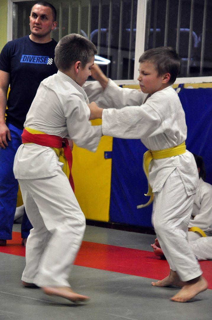 Bocheńska Liga Judo Dzieci – 14.03.2018r.