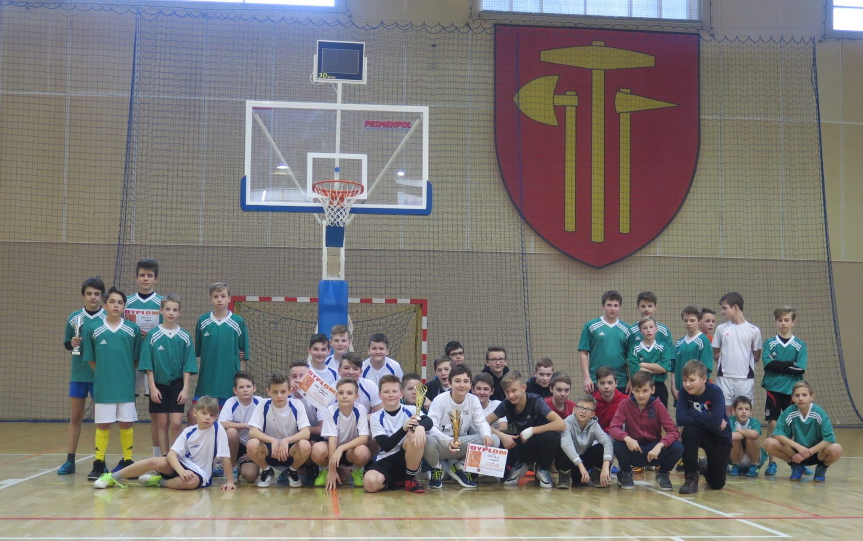 Chłopcy PSP w Jodłówce najlepsi w koszykówce chłopców.