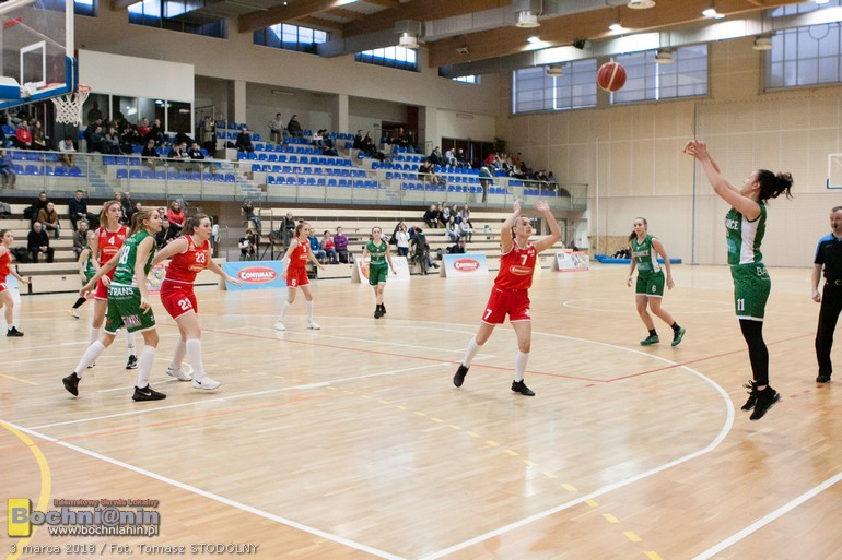 Zakończenie debiutanckiego sezonu Contimax MOSiR Bochnia w II lidze koszykówki kobiet / relacja Bochianin.pl + podziękowania