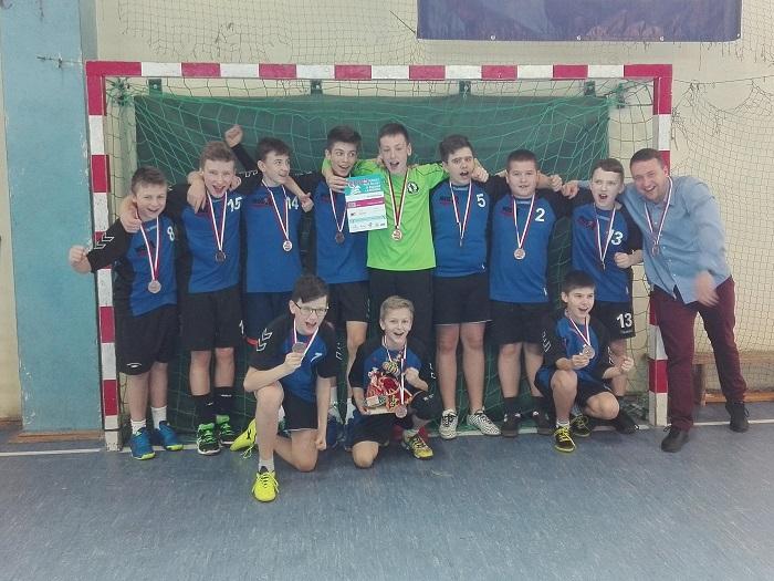 Ogromny sukces bocheńskich szczypiornistów na 38. Międzynarodowym Turnieju Lajkonik Cup!