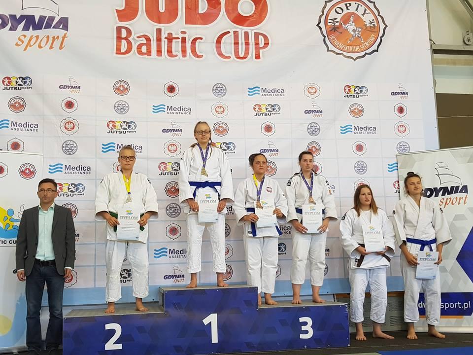 Medalowa Gdynia! Sukcesy bocheńskich judoków na Pucharze Polski Juniorek i Juniorów!
