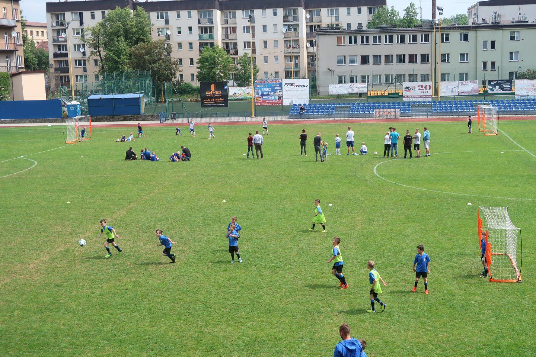Zapraszamy na treningi piłki nożnej MOSiR Bochnia!