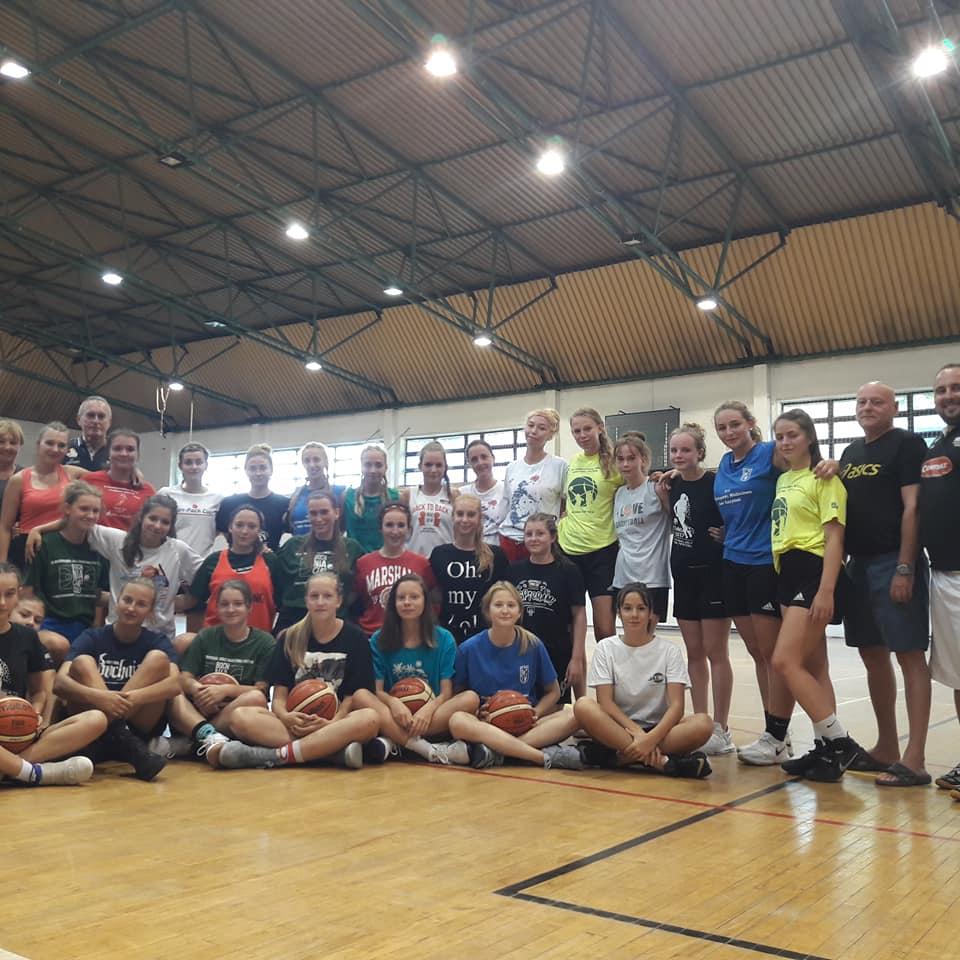 Przygotowania do nowego sezonu II ligi koszykówki kobiet!