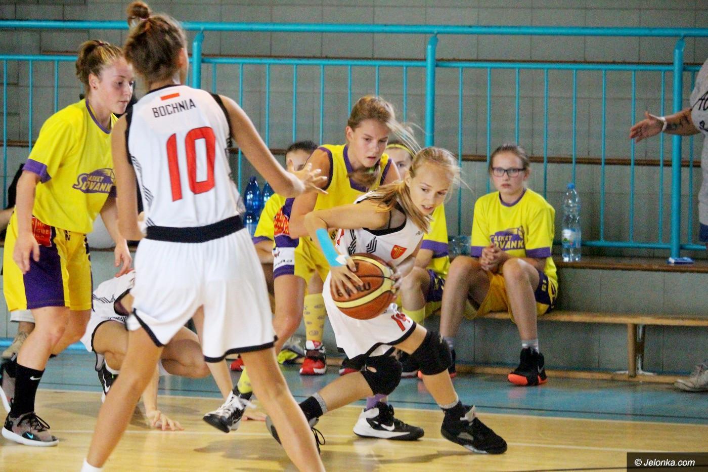 IV miejsce młodziczek na  I Ogólnopolskim Turnieju Koszykówki Dziewcząt Spartanmania o Puchar Prezydenta Miasta Jeleniej Góry