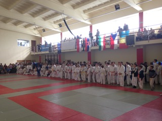 13 medali i III miejsce drużyny MOSiR Bochnia na Turnieju Rankingowym Judo Dzieci w Wolbromiu!