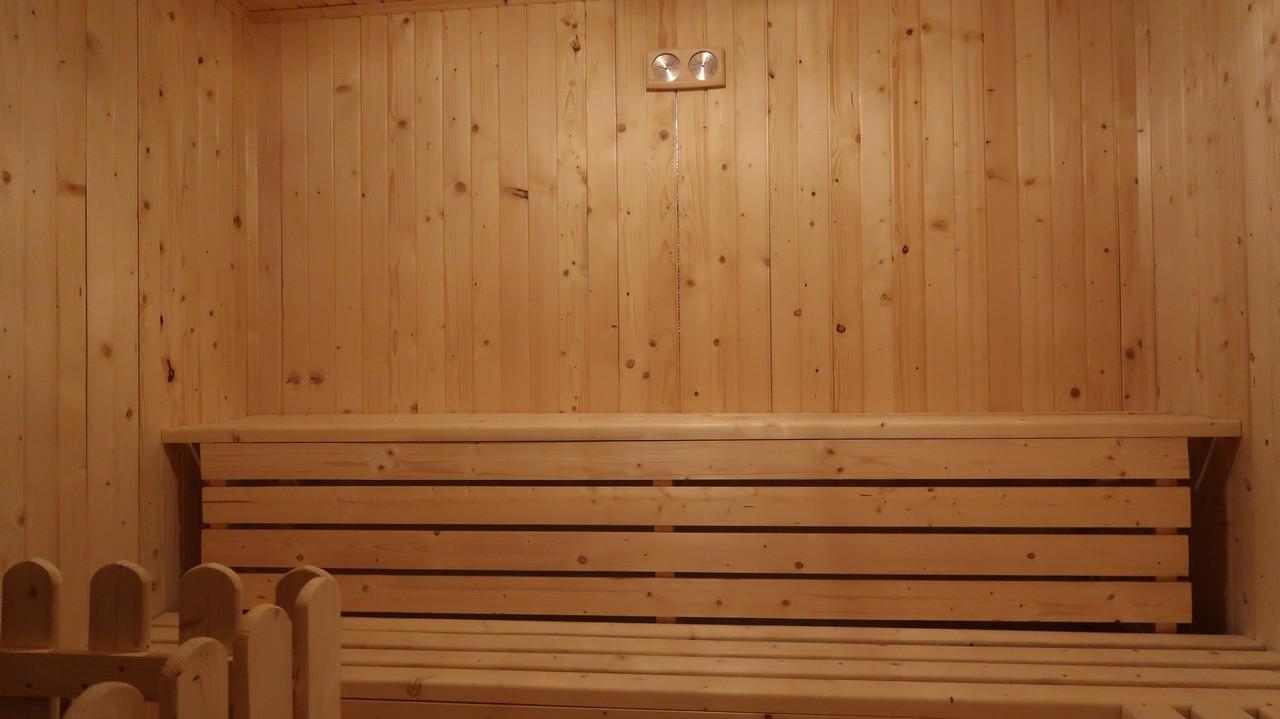 Zapraszamy do odnowionej sauny!