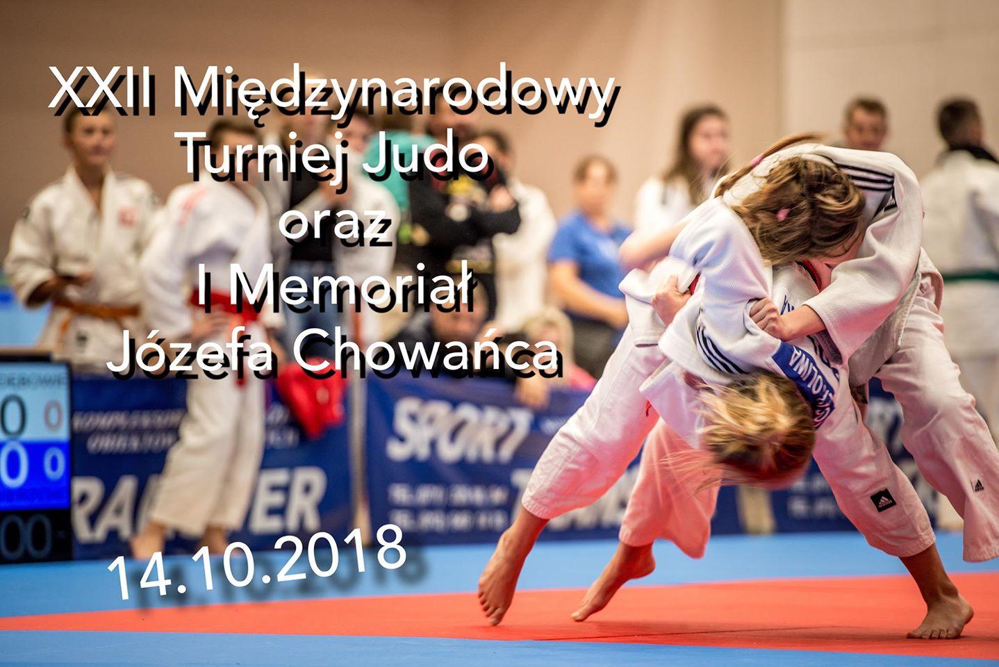 11 medali na XXII Międzynarodowym Turnieju Judo w Zakopanem, 14.10.2018