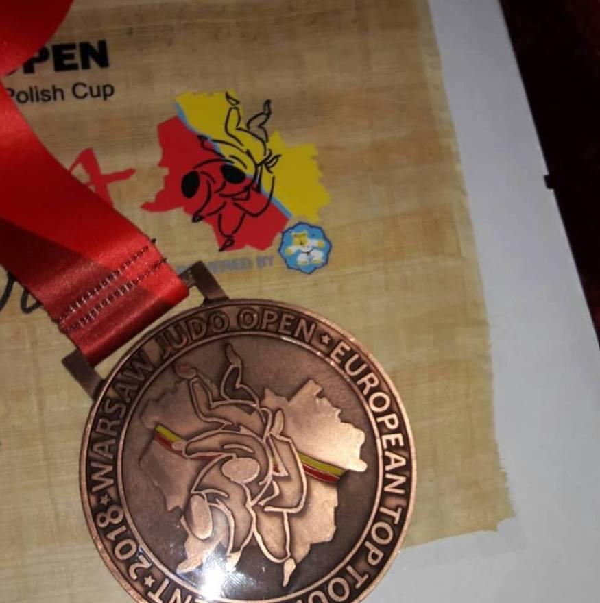 WARSAW JUDO OPEN – udany występ bocheńskich judoków.