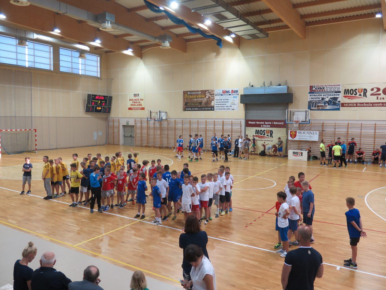 Inauguracja XI sezonu Małej Bocheńskiej Ligi Piłki Ręcznej!