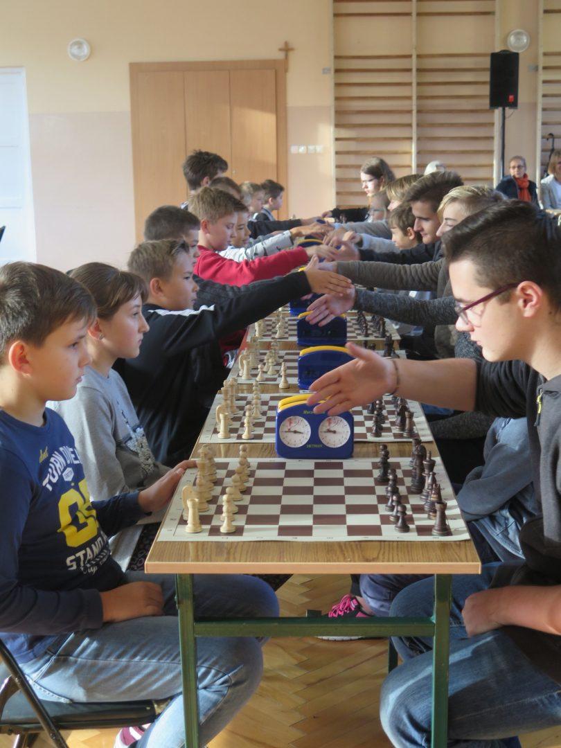 Młodzi szachiści rozpoczęli nowy sezon rozgrywek.