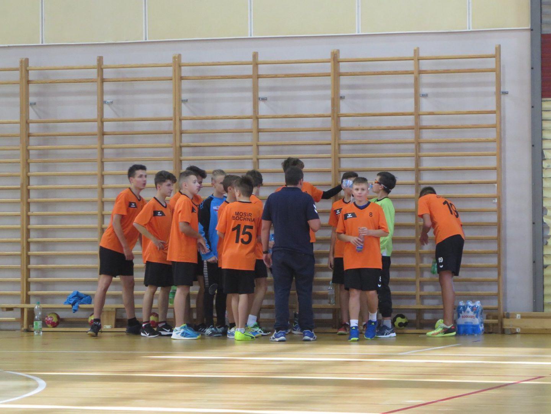 Zwycięstwo młodzików z Jabłonką! – piłka ręczna