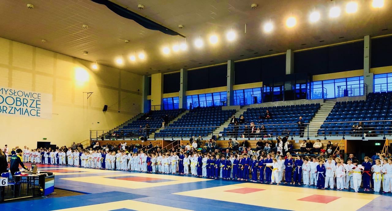 6 medali w Mistrzostwach Judo Miasta Mysłowice!