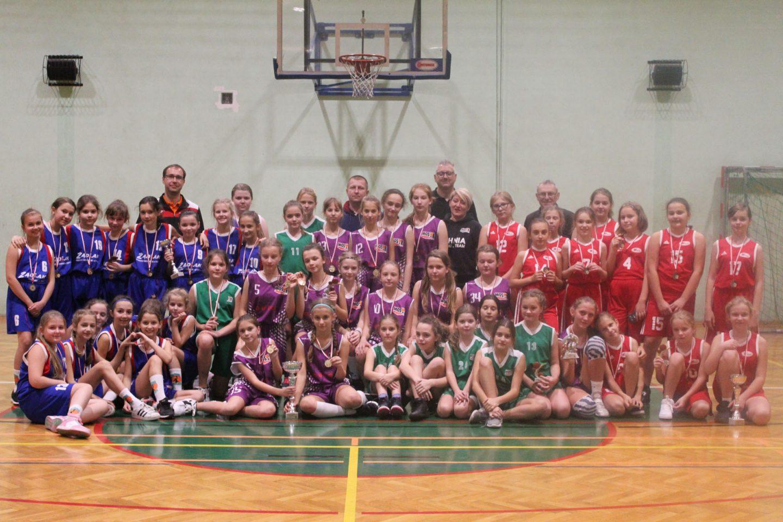 II Turniej Koszykówki Dziewcząt MiniBasket Bochnia 2018 – relacja