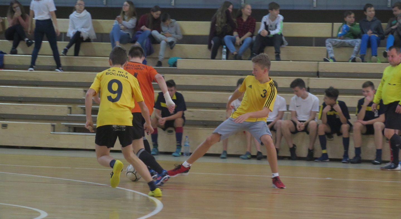 Miejskie Zawody w Halowej Piłce Nożnej Chłopców- IMS.