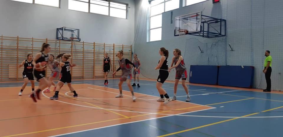 Wygrana w Rzeszowie! II liga koszykówki kobiet
