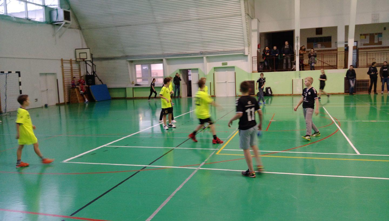 II i IV miejsce dzieci w Turnieju Piłki Ręcznej o Puchar Wójta Lipnicy Wielkiej!