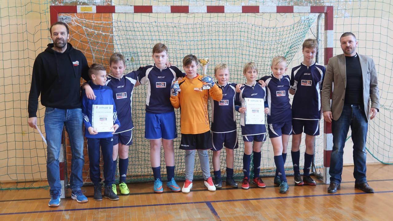 MOSiR będzie reprezentował Podokręg Piłki Nożnej w rozgrywkach finałowych w Tarnowie!