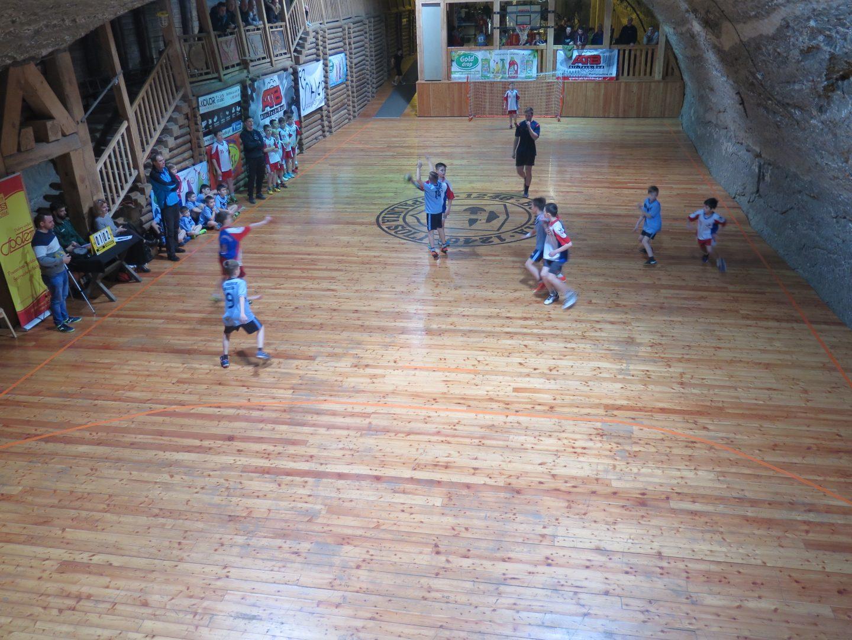 III Turniej Piłki Ręcznej w Kopalni Soli Bochnia – zapowiedź