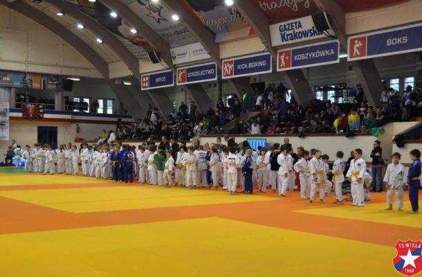 VI miejsce drużynowo   na International Judo League w Krakowie!