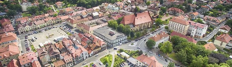 Akcja promocyjna z okazji rocznicy lokacji Miasta Bochnia