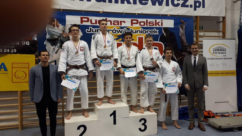 Brązowy medal Krzysztofa Kozaka w Pucharze Polski Juniorów! Trzcianka 24.02.2019 r.