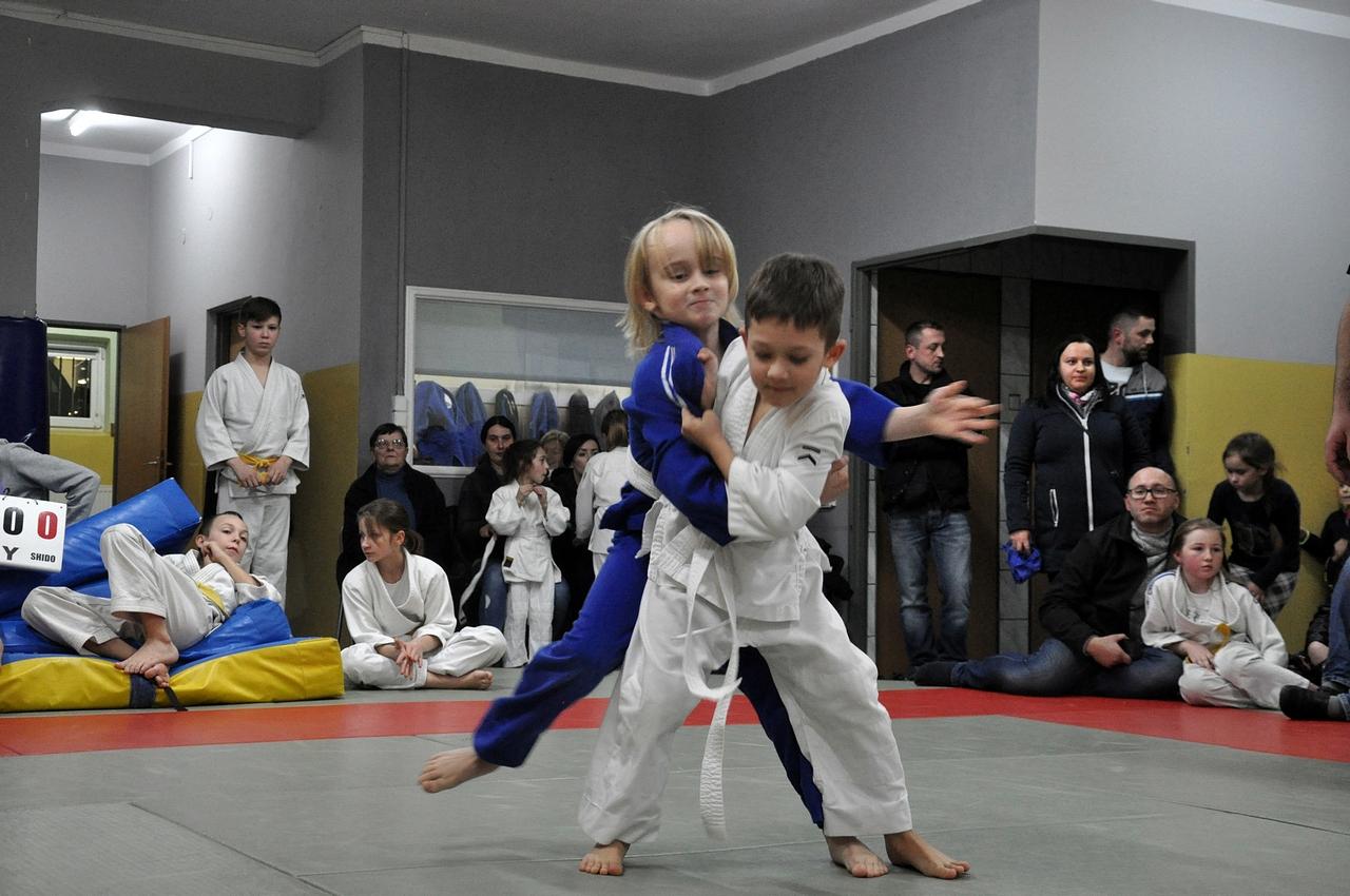 V runda bocheńskiej Ligi Judo – wyniki, 20.03.2019 r.