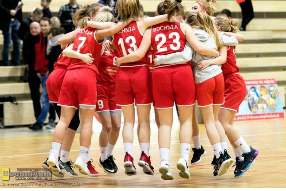Tytuł wicemistrza dla Bochni – to nie koniec sezonu! / II liga kobiet / Bochnianin.pl
