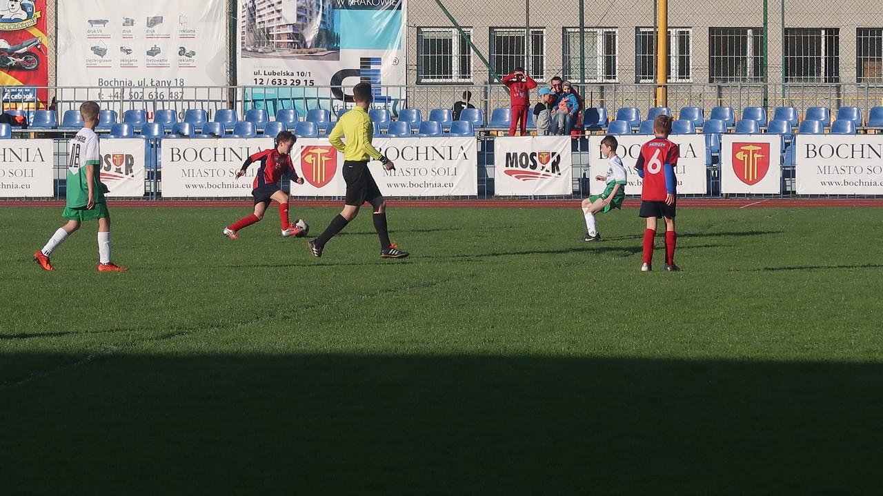 Inauguracja sezonu wiosennego w III lidze piłki nożnej młodzików ⚽