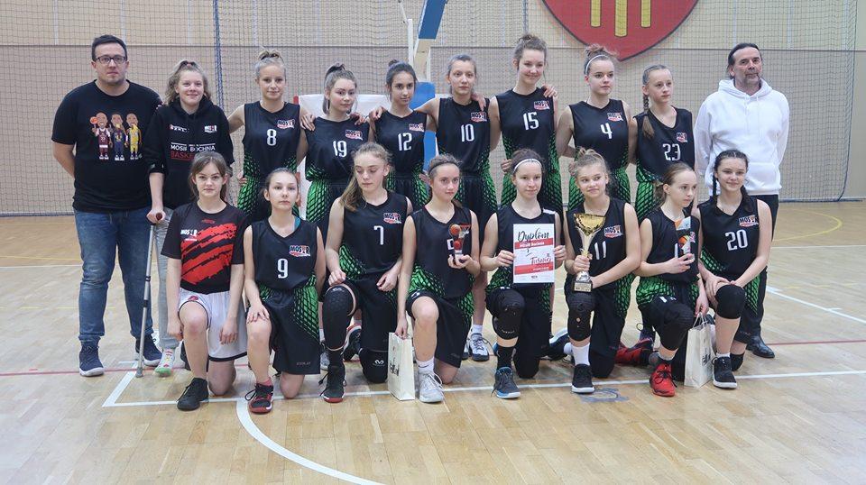 I miejsce MOSiR Bochnia w ćwierćfinałach Mistrzostw Polski U14 Kobiet i awans do półfinałów!!!