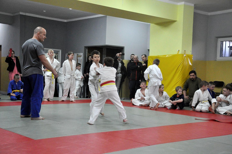 VI kolejka Bocheńskiej Ligi Judo – wyniki.