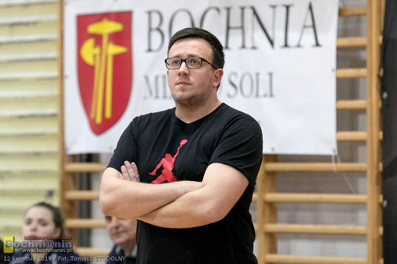 Koszykówka U14: Trener Nabielec przed 1/2 Mistrzostw Polski dla Bochnianin.pl: Możemy walczyć z najlepszymi