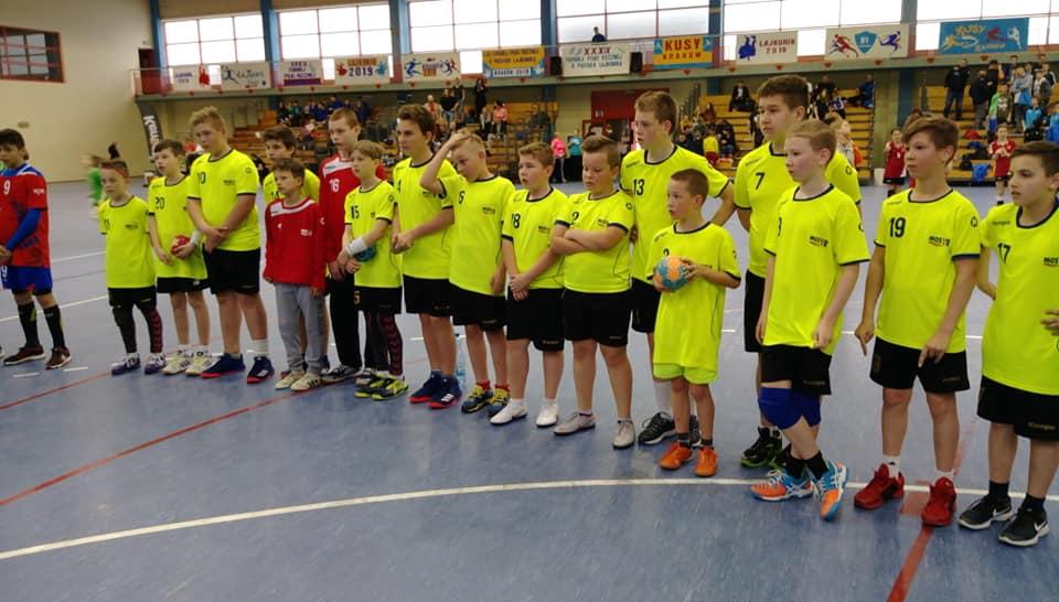 IV miejsce Dzieci w Międzynarodowym Turnieju Piłki Ręcznej Lajkonik Cup 2019!