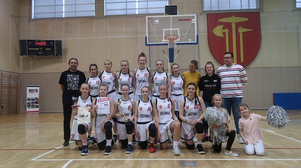 III miejsce TS MOSiR Bochnia w Turnieju Półfinałowym Mistrzostw Polski U14 Kobiet, 10-12.05.2019 r. / wyniki i relacja