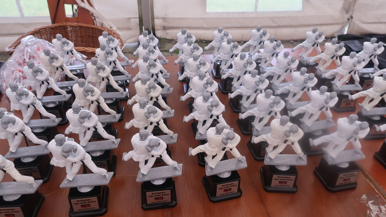 Zakończenie i podsumowanie sezonu judo MOSiR Bochnia w CAW Borek