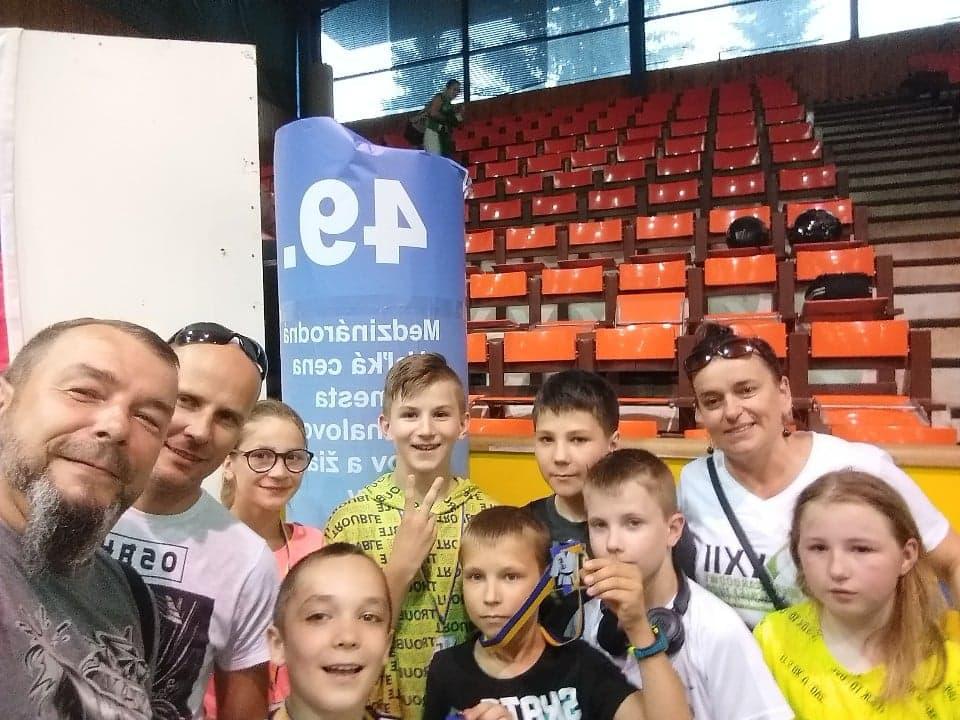 Złoto, srebro i dwa brązy na 49 Międzynarodowym Turnieju Judo w Michalovcach na Słowacji!