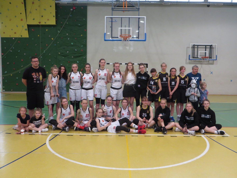 I miejsce MOSiR Bochnia na II Międzynarodowym Turnieju Koszykówki Dziewcząt Beskid CUP 2019