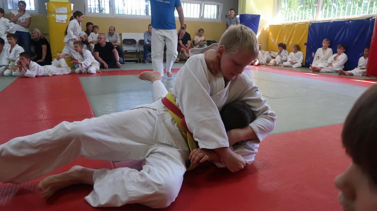 Bocheńska Liga Judo – ostatnie zmagania na macie tego sezonu.
