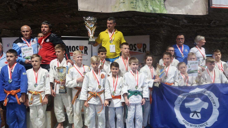 XXII Międzynarodowy Turniej Judo w Kopalni Soli Bochnia, 15-16.06.2019 / wyniki