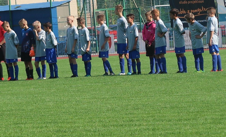 Młodzicy umacniają pozycję lidera w I lidze okręgowej
